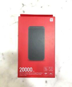 پاور بانک فست شارژ 20000 مدل شیائومی